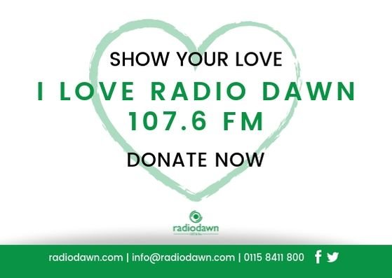 I Love Radio Dawn 107.6 FM!